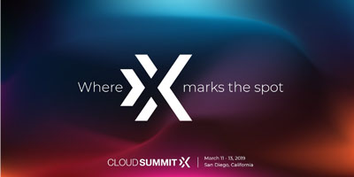 Cloud Summit X in San Diego, CA